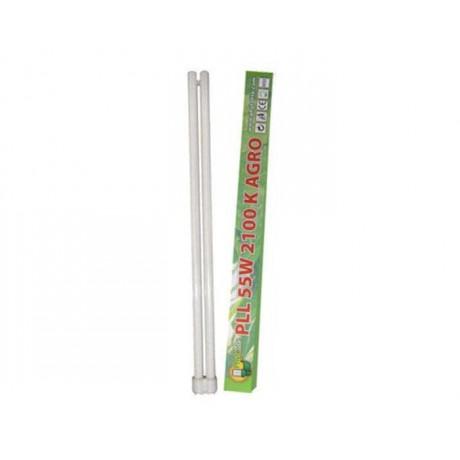 Phytolite Fluorescente PLL 55W. 2700K+6400K (Crecimiento y Floración)