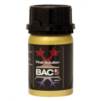 BAC Final Solution 60 ml.