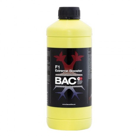 BAC F1 Extreme Booster 1 Ltr.
