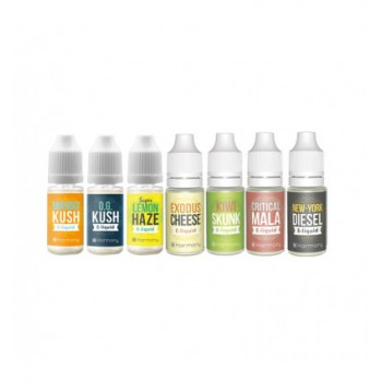 Harmony E-Liquid CBD 10ml.