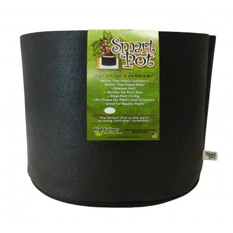 Smart Pot Maceta GeoTextil Negra