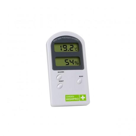 Termohigrómetro Digital  Garden Highpro Basic