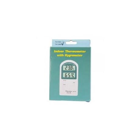 Termohigrómetro MAX/MIN TA138B