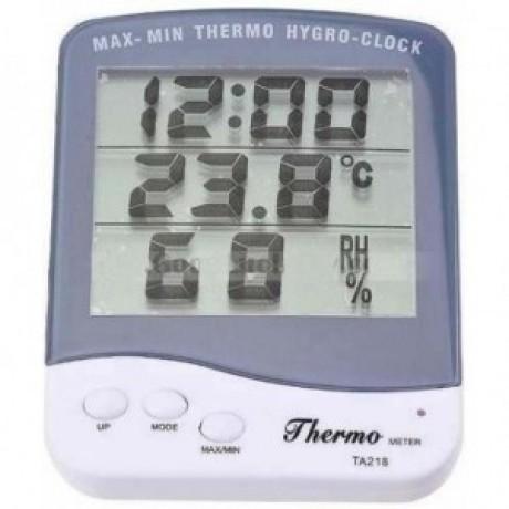 Termohigrómetro MAX/MIN TH218B