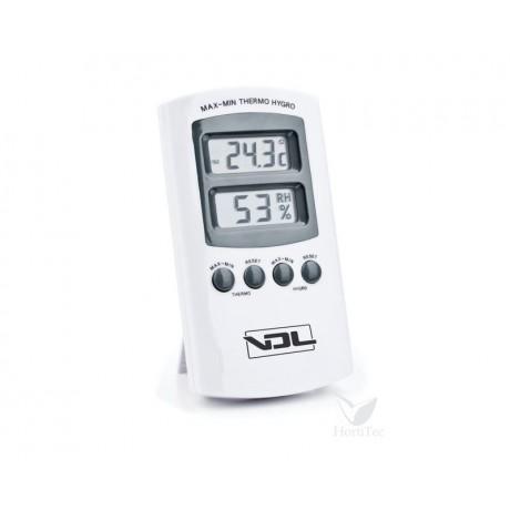 Termohigrómetro MAX/MIN VDL