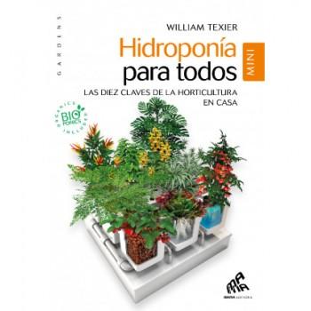 Libro Hidroponia para Todos...