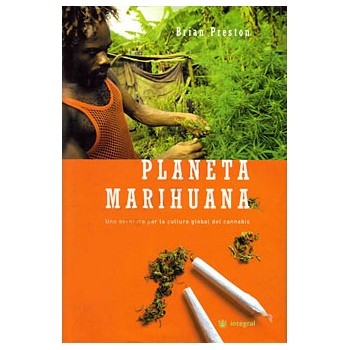 Libro Planeta Marihuana