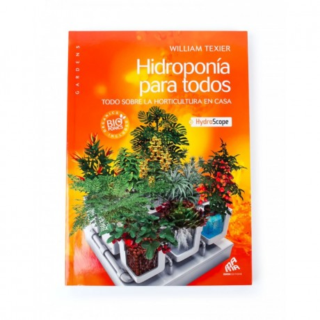 Libro Hidroponia para Todos