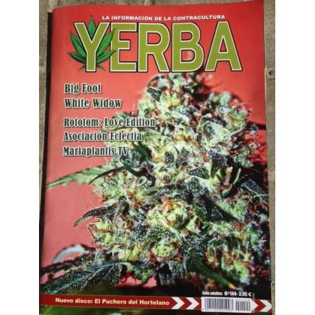 Números Antiguos de la Revista Yerba