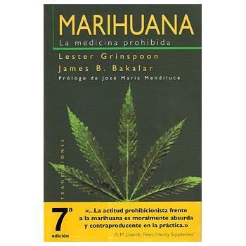 Libro Marihuana: La...