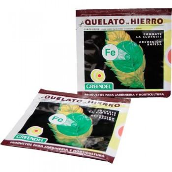 Greendel Quelato de Hierro...