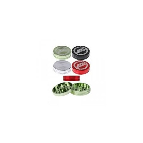Green Machine Grinder Aluminio Simple