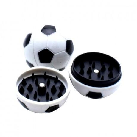 Grinder de Plástico Balón de Fútbol