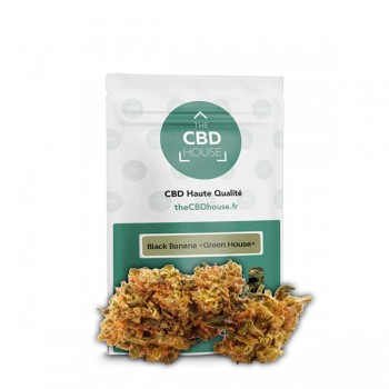 CBD Flores CBD House Black...