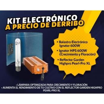 Kit Iluminación Electrónico...
