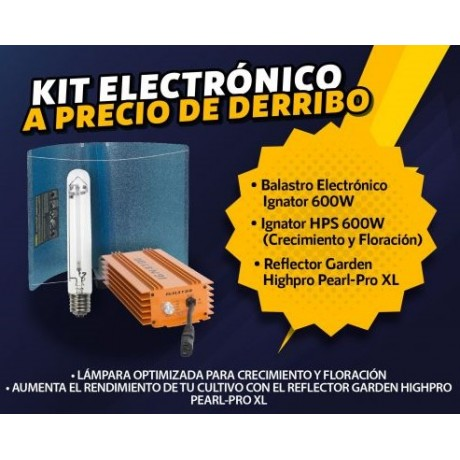 copy of Kit Abierto Hortilight 600w.
