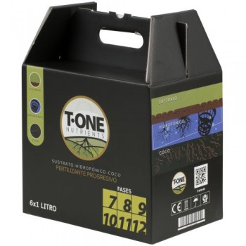 T-One Box Fases 7 a 12  (6...