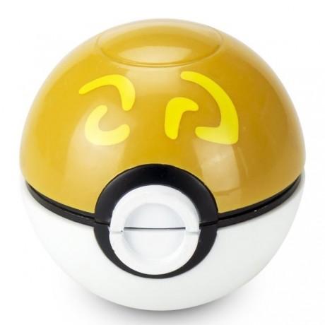 Grinder Polinizador Pokemon Amarillo 3 Partes