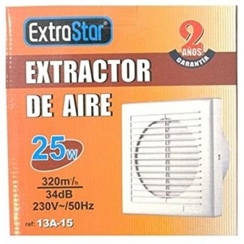 Extractor Extrastar 25W...