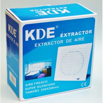 Extractor KDE 25W (150mm)