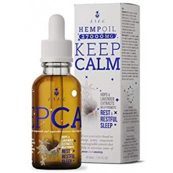 Aceite CBD Keep Calm 30 ml.