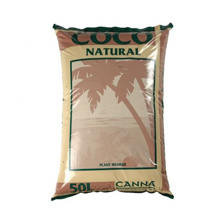 Canna Coco Natural 50 Ltrs.
