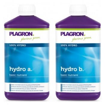 Plagron Hydro A+B 2x1 Litro