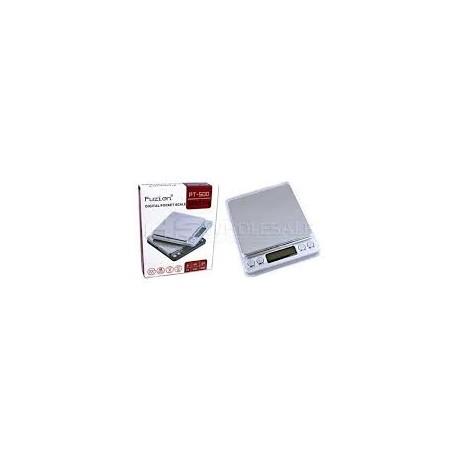 Fuzion Báscula PT-500 (0.01grx500gr)