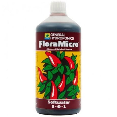 GHE FloraMicro Agua Blanda