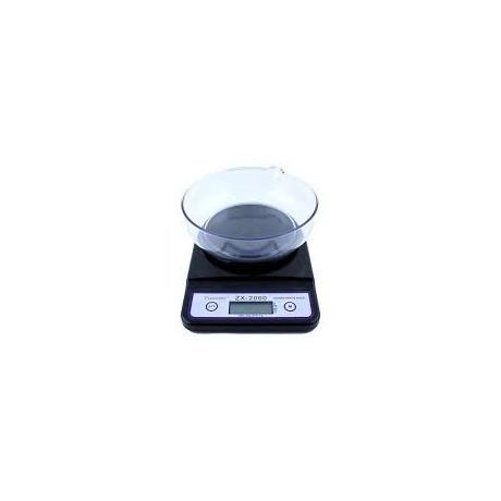 Fuzion Báscula ZX-2000 (0.1grx2000gr)